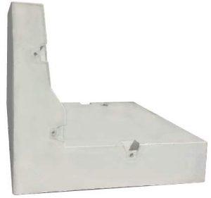 ハレーサルトL型剛性防護柵